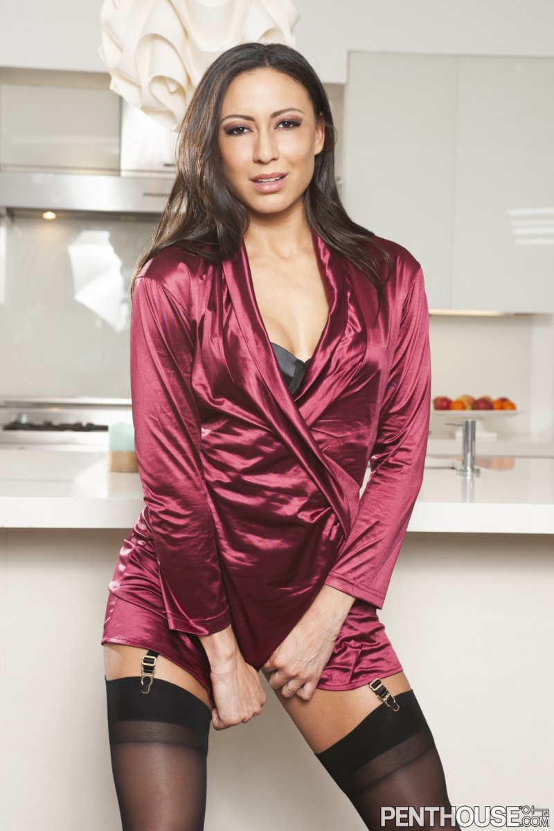 #Penthouse - Cassie Del Isla - Smile Of Beguile Hot, Cute